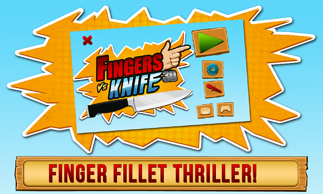 [Game][Free] Fingers Vs Knife 3D-scr_1.png