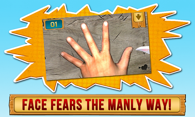 [Game][Free] Fingers Vs Knife 3D-scr_2.png