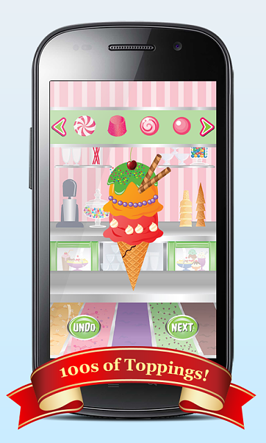 [FREE][GAME][2.1+] My Ice Cream Shop - Ice Cream Maker Game-toppings.png
