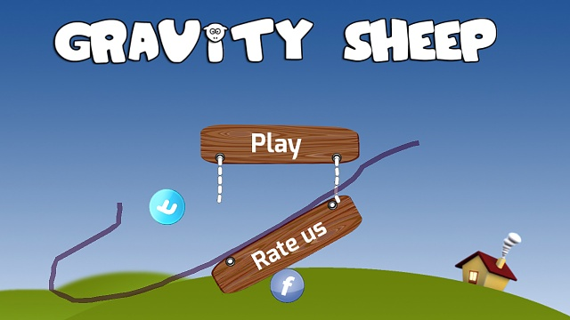 [FREE GAME] Gravity Sheep(Physics game)-screen2.jpg