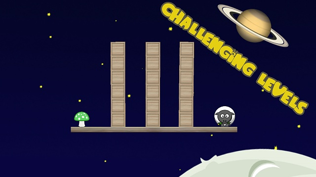 [FREE GAME] Gravity Sheep(Physics game)-screen4.jpg