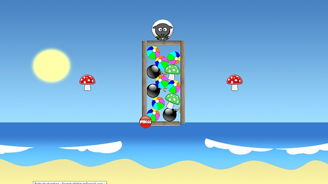[FREE GAME] Gravity Sheep(Physics game)-screen6.jpg