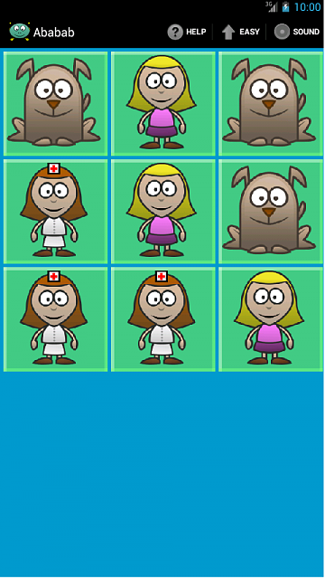 [FREE][GAME] Ababab Sliding Puzzle Lite-screen_001.png