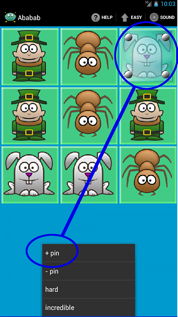 [FREE][GAME] Ababab Sliding Puzzle Lite-screen_002.png