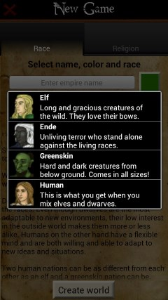 Introducing the coming Android strategy game - Rising Empires-new-game-select-race-ii.jpg