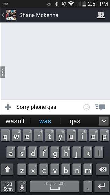 How do I Enable the keyboard to auto correct using the Blue Suggested word?-2014-02-02-14.51.40.png