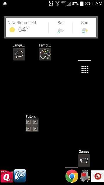 Lightning Launcher.  Some Icons have a line above them.-1398520428118.jpg