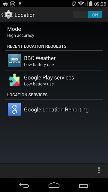"""Google Maps: hide forever the """"Improve accuracy by turning on WI-FI"""" popup-screenshot_2014-08-18-09-26-26.jpg"""