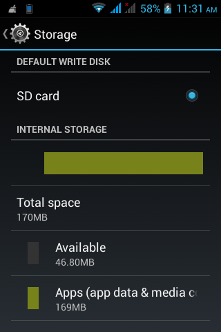 Cant Install Whats Insufficient Storage Available Quot