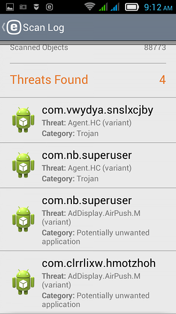 Why is my factory reset unable to remove malware? - Android Forums