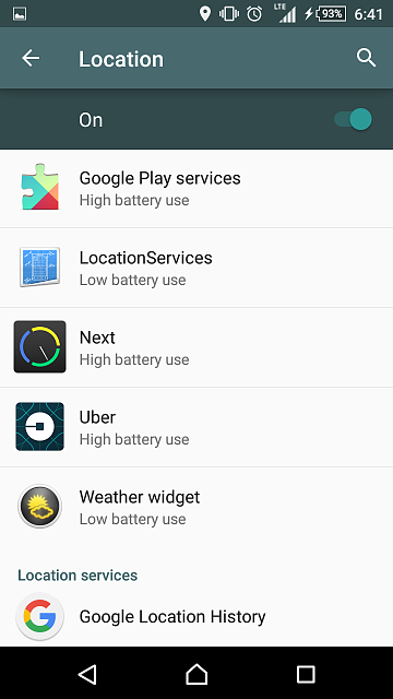 How to re-enable Location service access for Google apps on my phone?-screenshot_2016-04-29-18-41-06.png