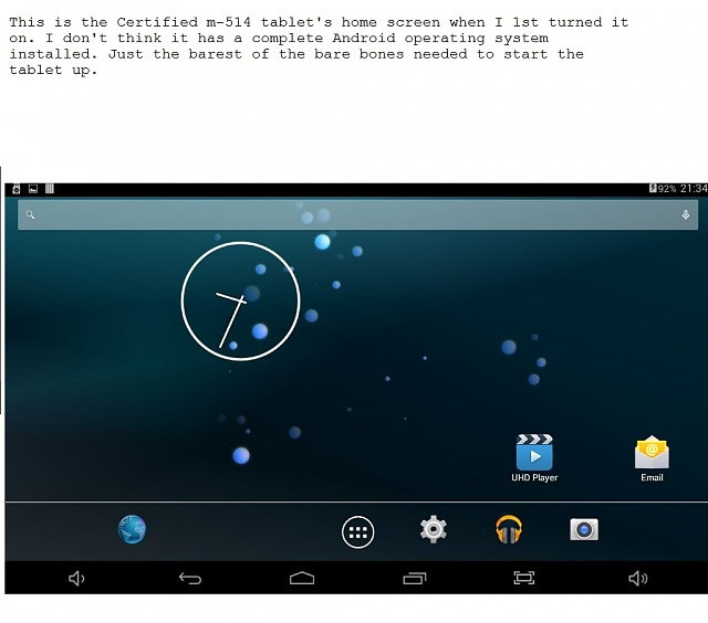 I am looking for info on a  Certified M514 Android 4.4 Tab-m514-home-screen.jpg