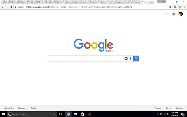 "Why My Google Account Still Showing The ""old-style"" Google"