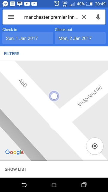 There is a blue dot that keeps popping up when using Maps-thumbnail_screenshot_2016-12-19-20-49-49.jpg