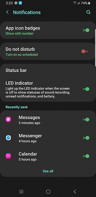 Since the update I can't get text messages to show up on my t-screenshot_20190210-142350_settings.jpg