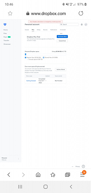 How to cancel DROPBOX 30 day trial upgrade via Google Play Store? - HELP Please-droppic.jpg