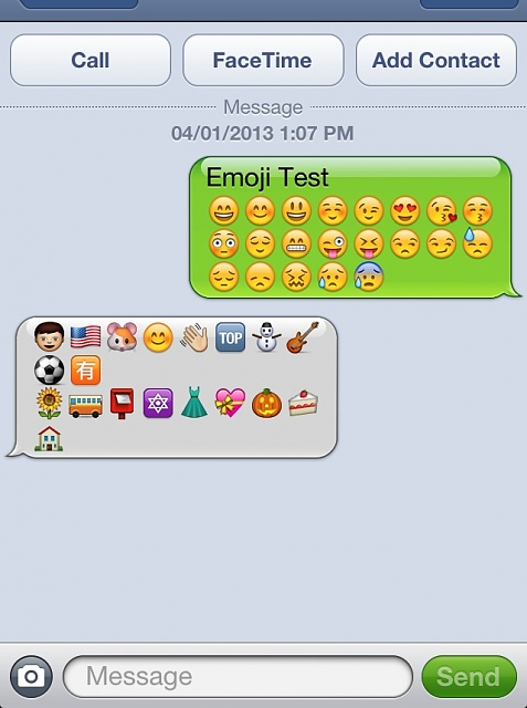 SOLVED][Android 4 1][iOS] How Emoji works on Android and iOS