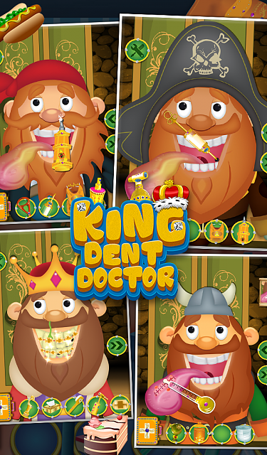 King Dent Doctor - Free Android Game for Kids-android05.png