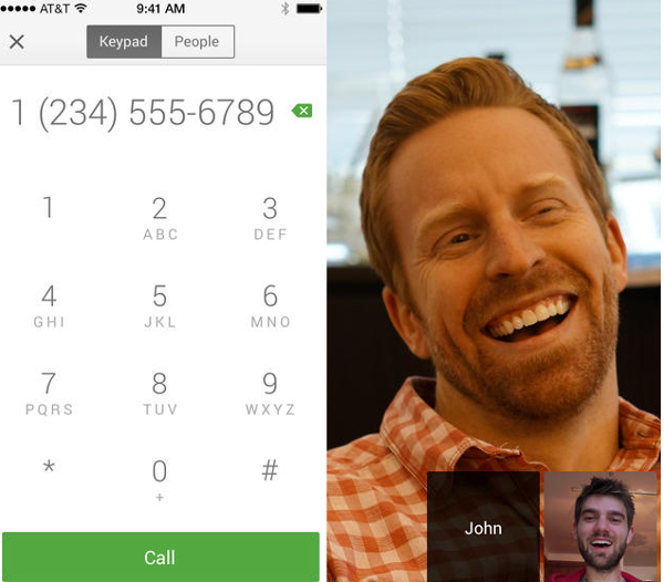 Google Hangouts: Google's logic in improving iOS version before Android-page_hangouts-ios7-2.jpg