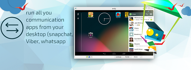 Android Emulator - You can now run any android app directly from your desktop-facebook-andy02.png