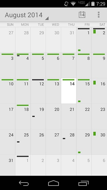 Calendar Apps For Laptop : Best calendar app for pc and phone android forums at