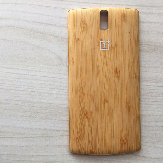 Hey, just to share!-OnePlus One Bamboo Back Cover wih NFC Unboxing Photos from my buddy-1.jpg