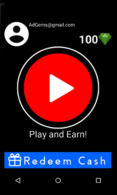 Found a new app called AdGems,easy money!-screenshot1.png