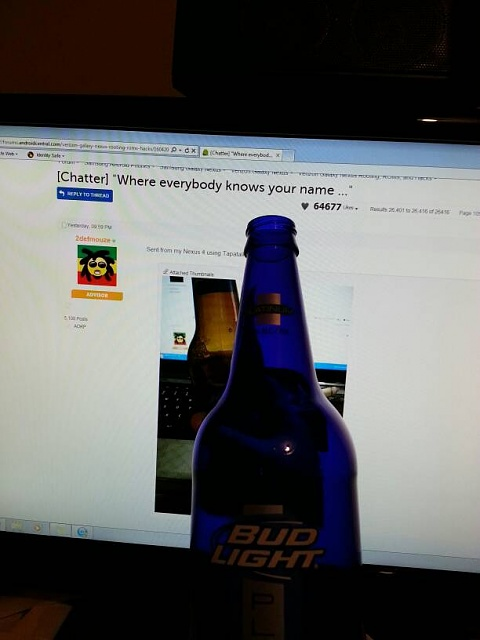 """[Chatter] """"Where everybody knows your name ...""""-uploadfromtaptalk1356756001690.jpg"""