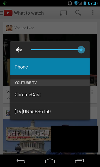 How to Remove Cast to Device - Android Forums at