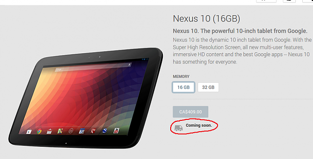"Nexus 10 ""Coming soon"" on Google Play-coming-soon.png"