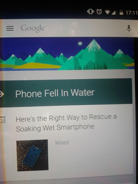 I dropped my Nexus 4 in water, now the screen is messed up.  Do I have to buy a new touchscreen or do I have to buy a whole new phone?-20150205_171146-768x1024-.jpg
