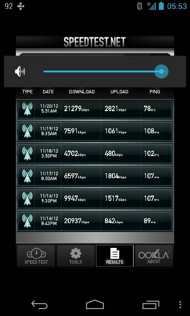 HSPA+ 42 data speed on Tmobile.-uploadfromtaptalk1353419694067.jpg