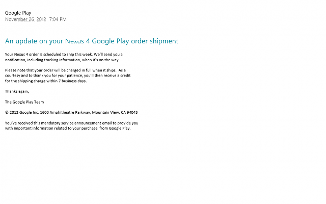 New Nexus 4 purchase: Anyone get a shipping notification or tracking number?-nexus-4-shipment-pre-confirmation.png
