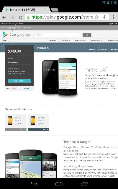 Nexus 4 will be available today at Noon PST-uploadfromtaptalk1354074525498.jpg