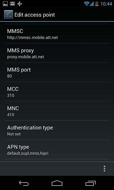 Anyone activated Nexus 4 on ATT-uploadfromtaptalk1355106057544.jpg