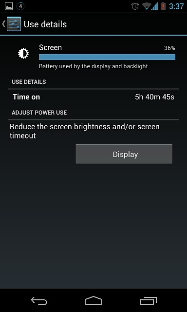 -------Nexus 4 Battery Life (Horrible, Major drainage!)--------uploadfromtaptalk1355917208463.jpg