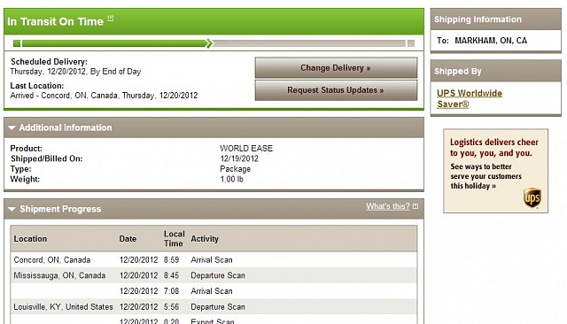 Canadian Nexus 4 Ordered On December 3rd - Order Status and Tracking-ups2.jpg