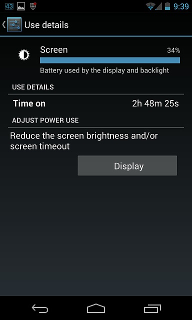 The so called Nexus 4 battery woes-uploadfromtaptalk1357623818436.jpg