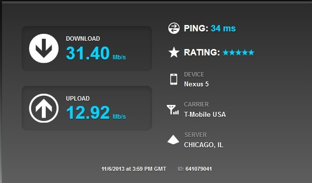 Bad LTE speeds compared to iPhone 5c and gs4 ( using the same sim for the nexus 5 )-nexus5speedtest2.jpg