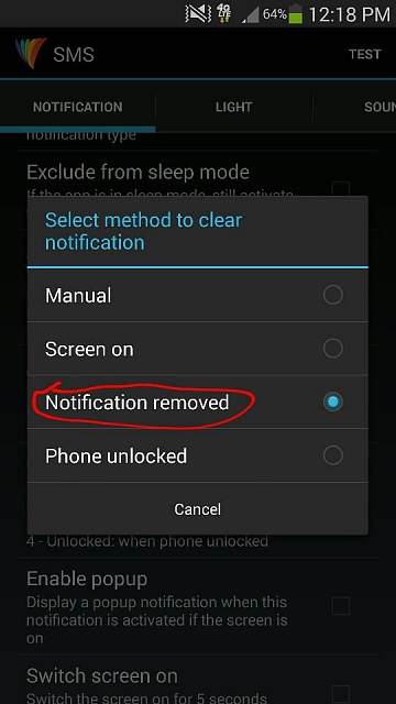 How To Turn Off Text Notifications On Samsung Galaxy S3 Android App