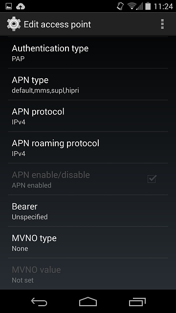 MMS Straight Talk Issue  CORRECT APN SETTINGS - Page 3 - Android