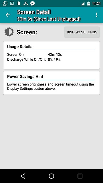 Lg nexus 5 Battery percentage isn't accurate to battery usage in settings-20889.jpg