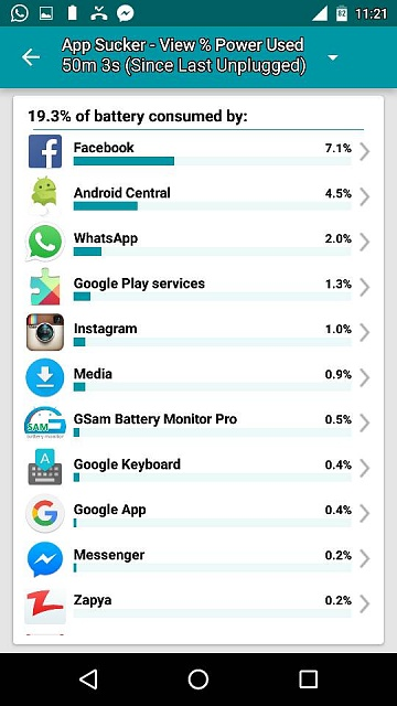 Lg nexus 5 Battery percentage isn't accurate to battery usage in settings-20891.jpg