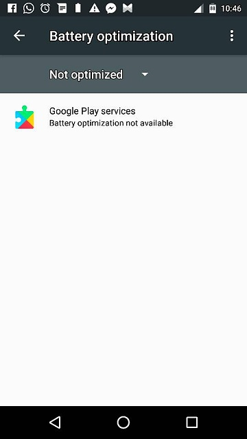 Battery optimization not available for Google play service-21774.jpg