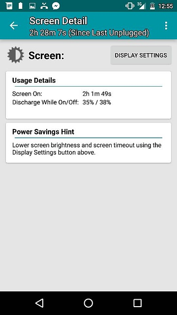 Lg nexus 5 Battery percentage isn't accurate to battery usage in settings-31571.jpg
