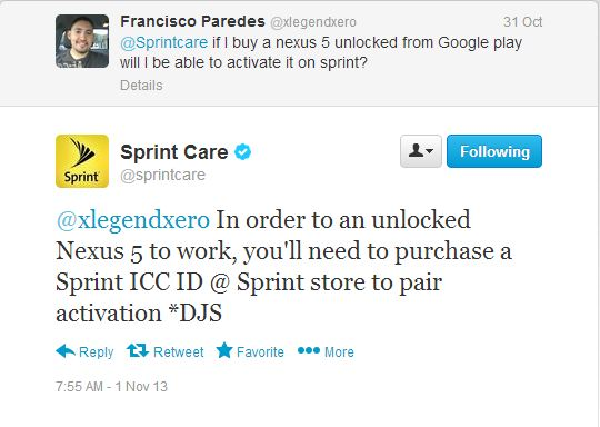 Past Sprint Coupon Codes