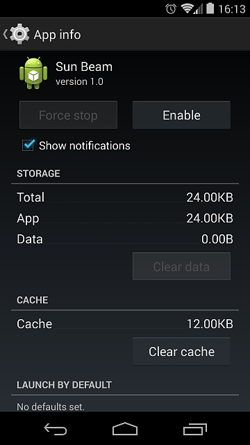 "not able to ""Clear cache"" for some apps-screenshot_2013-11-09-16-13-21.jpg"