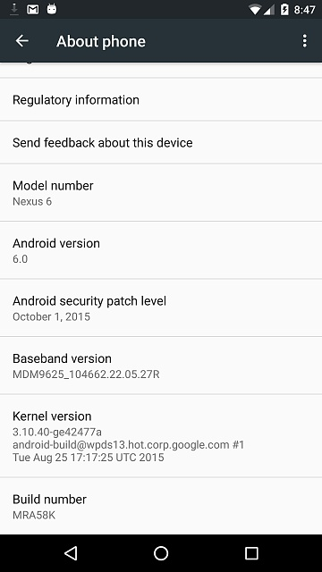 Nexus 6: Marshmallow 6.0 Discussion - Images / OTA-screenshot_n6.jpg