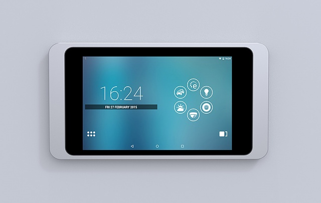 7 Quot Nexus Fhd In Wall Mount Android Forums At