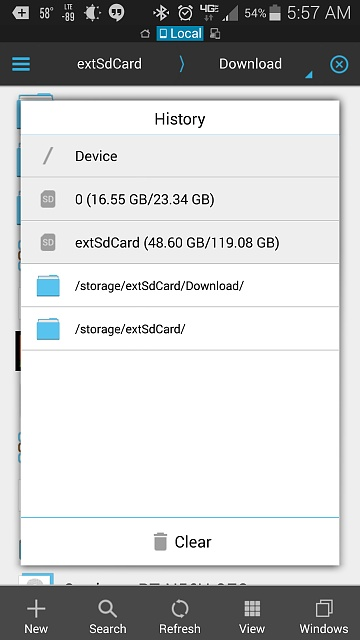 How do I find files downloaded to the tablet? - Page 2 - Android